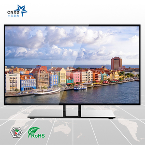 """Image 1 - CNXD Universal TV Table Mount LCD LED TV Floor Bracket Table Stand for TV Size 32 55""""/32 65"""" suit for Home Office"""