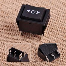 CITALL Car Motorcycle Boat 6 Pins Power Window Position On Off On DPDT Momentary Rocker Switch