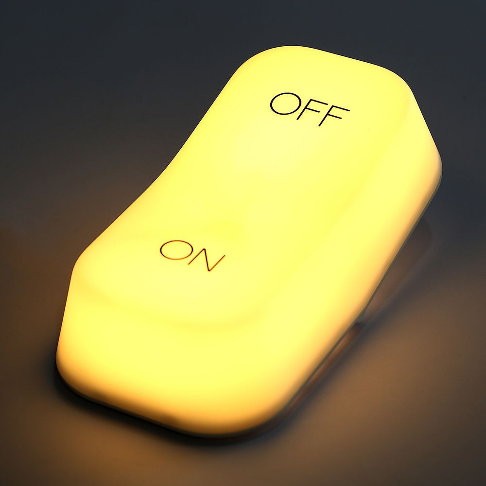 OnOff Switch Style Desk Lamp Gravity Sensor Keyboard Home Decorate Light Usb Table Night Lamp (6)