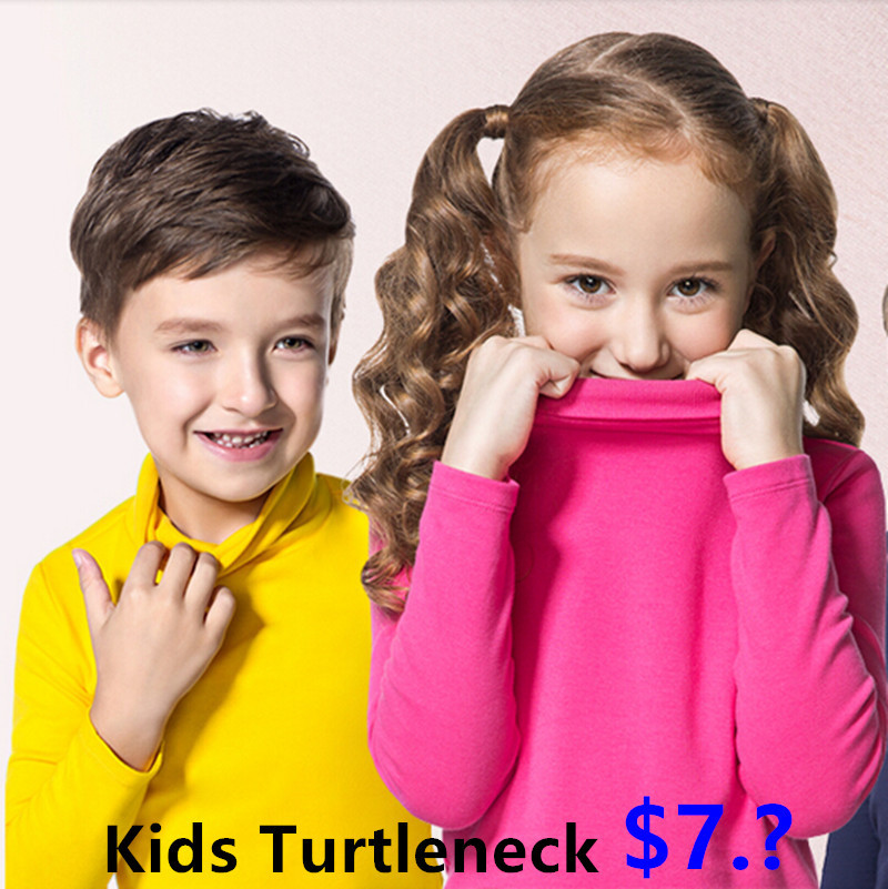 children turtleneck 2016