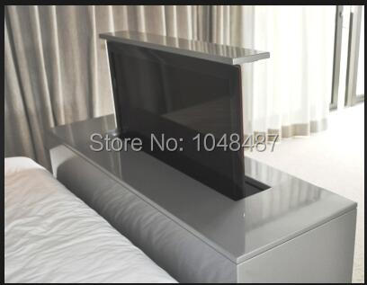 Electric height adjustable tv lift ,  motorized lcd tv lift