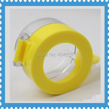 100pcs 30mm moutning hole Push Button Switch Protective Shield /Guard Cover 55×36.2mm