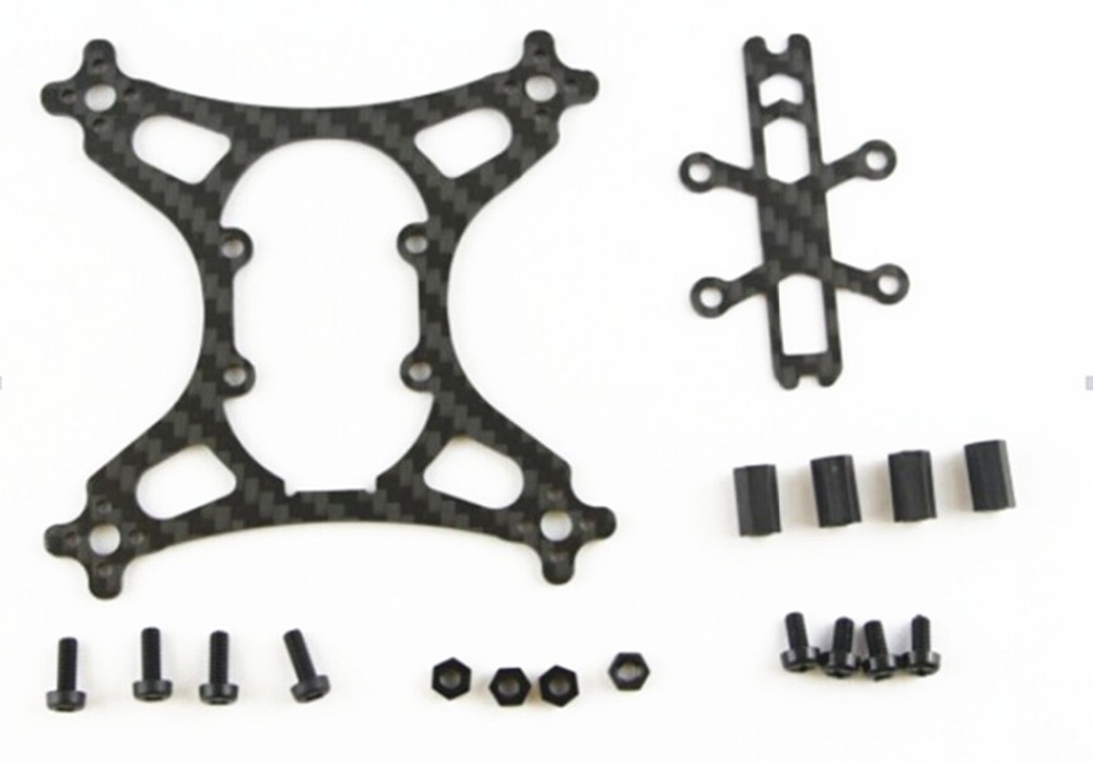 90GT Carbon Fiber Frame Kit for RC KINGKONG Quadcopter Drone Accessory F19935