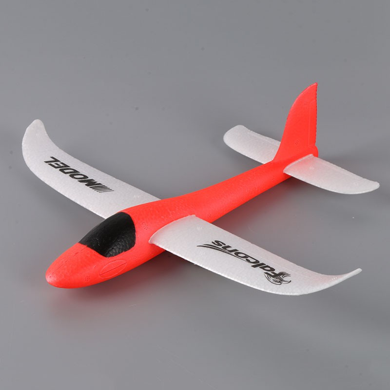 Hot Hand Launch Throwing Glider Aircraft Inertial Foam EVA Airplane Toy Plane Model Outdoor Fun sports