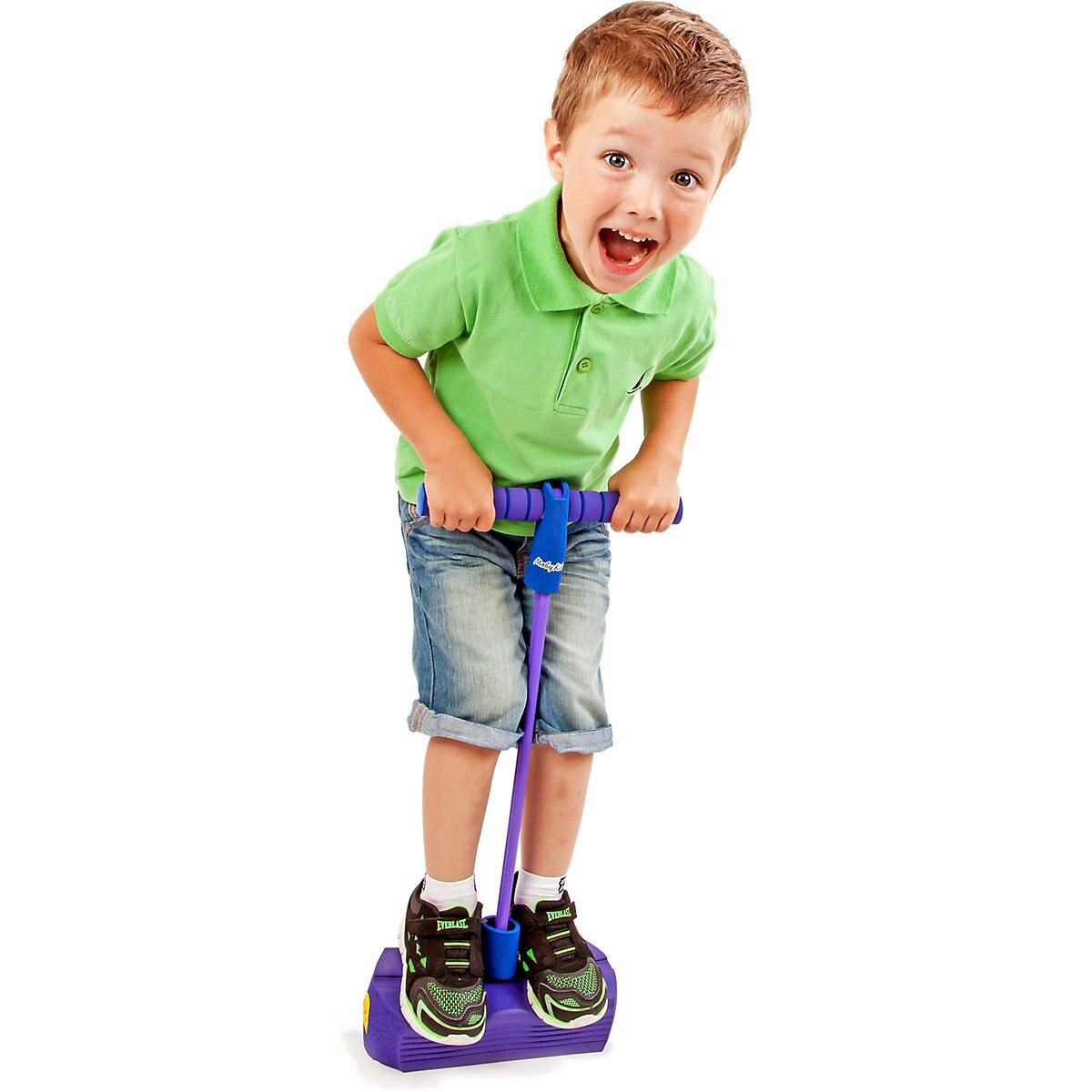 MOBY enfants bébé activité gymnastique 6844287 bambin jouets exercice machine pour sauter pour les filles et les garçons MTpromo - 2