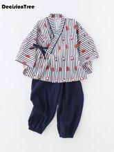 Комплект одежды для новорожденных мальчиков и девочек детский