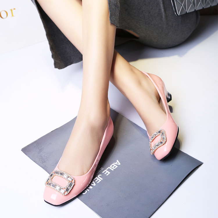 Big Size 34-48 Shoes Woman 2017 New Arrival Wedding Ladies High Heel Shoes Fashion Sweet Dress Pointed Toe Women Pumps A1-1 baoyafang new arrival ladies shoes fashion pointed toe high heels pumps women office shoes 7cm heel sexy girls wedding shoes