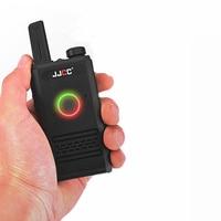 woki טוקי חמה מכירה הזולה המחיר UHF 2W JJCC JC-003 ווקי טוקי מיני שתי דרך הרדיו Thin Woki טוקי (2)