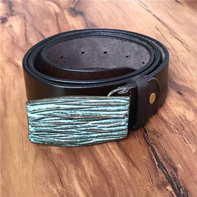 Apparel Accessories Genuine Leather Heavy Metal Rivet Punk Belts For Men Rock Stud Cowboy Belt Men Ceinture Homme Waist Belt Cinturon Mujer Tbt0088 Refreshment