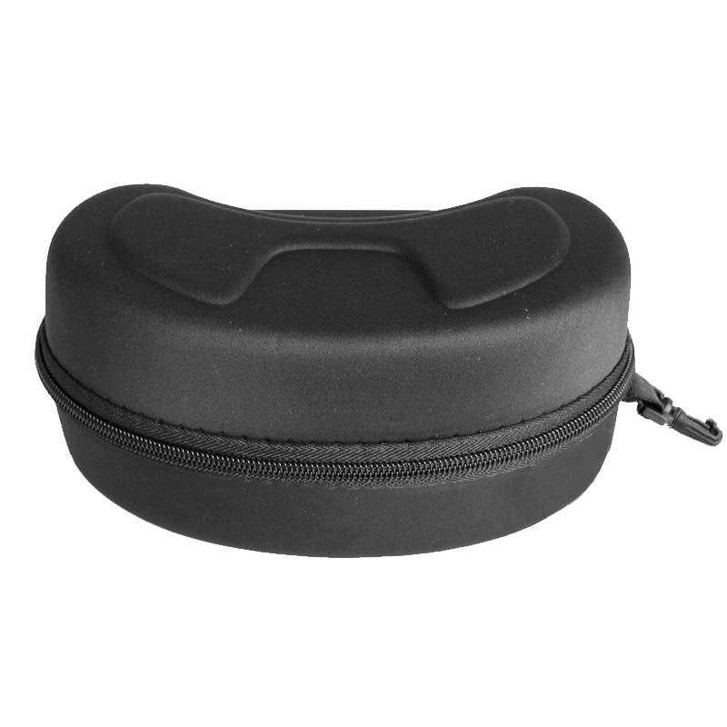 LOCLE EVA Ski Goggle Glasses Protector Case Or Box With Zipper