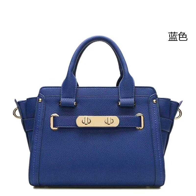2018 new style free transport Fashion Trend luxury women leather retro fashion handbags women single shoulder