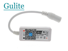 Mini LED WIFI Smart RGB Controller For RGB LED Strip Light DC 12V Phone App Control Dimmer Dimmable