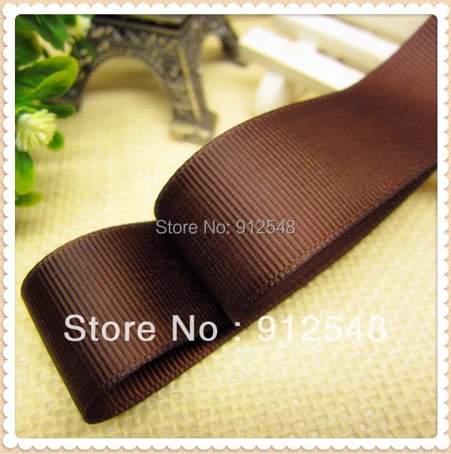 1-1/2 ''/38 мм черный сплошной цвет grosgrain ленты, lwd005