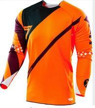 Maglia A Manica Lunga Crossmax Offroad Discesa Jersey DH MX Abbigliamento MTB moto Maglie rcycle cross Bike T cami
