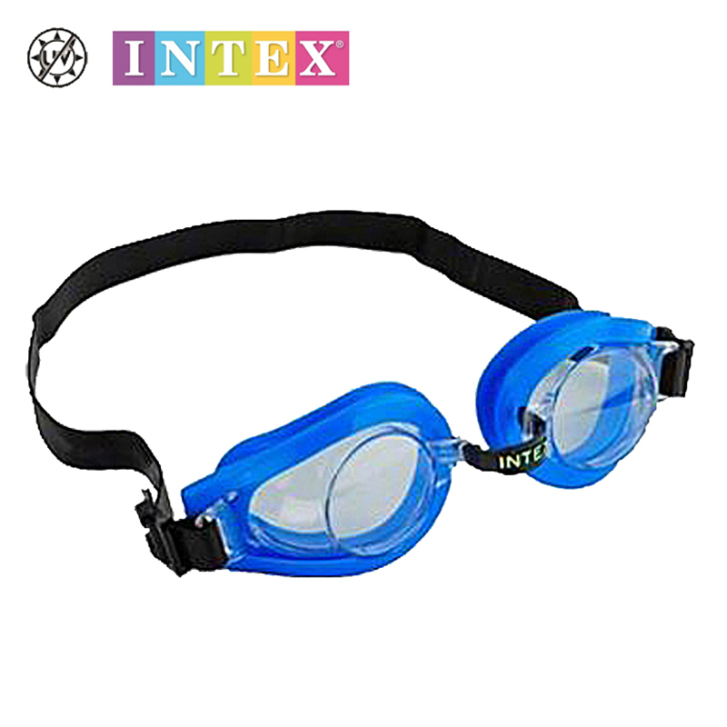 INTEX Children Swimming Goggles Swimming Glasses for Kids in Summer Swimming pool55602