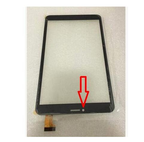 Witblue New touch screen For 8 DP080133-F1 DP0800133-F1 Tablet Touch panel Digitizer Glass Sensor Replacement Free Shipping witblue new touch screen for 10 6 carbaystar t108 octa core tablet touch panel digitizer glass sensor replacement free shipping