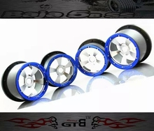 GTBracing baja alloy wheels hub GR074