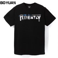 BOYUAN T Shirt Men Spring Summer New Short Sleeve O Neck T Shirt Men Brand Clothing