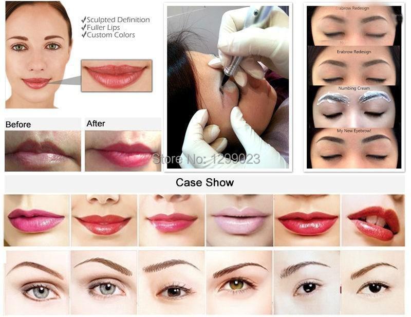 freeshipping 1000pcs 12 14 pin pcd permanent makeup eyebrow manual rh aliexpress com Headache and Numb Lips Numb Lips and Tongue Causes