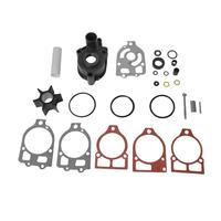Water Pump Impeller Repair Rebuild Connector Gasket O Ring Accessories Kit 46 96148A8 For Mercruiser Mercury Outboard New