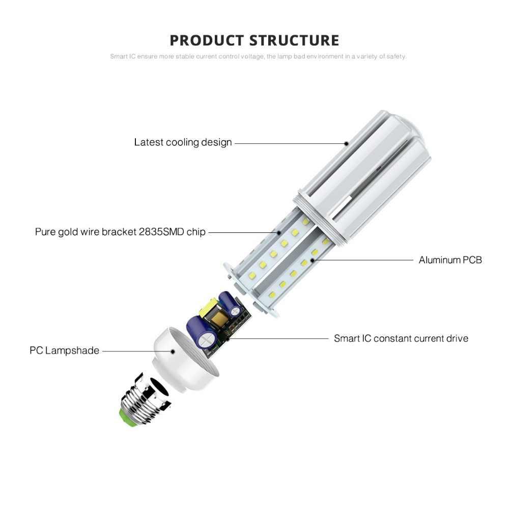 E27 lampe à LED E14 EU US Standard 110 V 220 V lumières puissance réelle 3 W 5 W 7 W 9 W 10 W 15 W plus lumineux que les ampoules à incandescence rétro edison