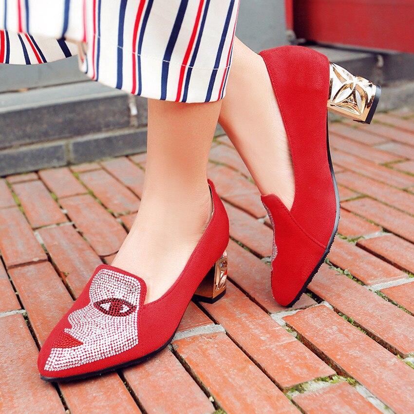 Talons 43 41 Femme Pompes 44 33 Noir 42 Taille Hauts 45 48 Femmes Oxford rouge Chaussures Carrière 46 Chaton bleu 40 kaki À 47 Fq667fIwnx