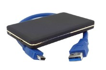 1 8 MICRO SATA Serial ATA Portable Hard Disk Caddy Enclosure Box Mini USB3 0 USB