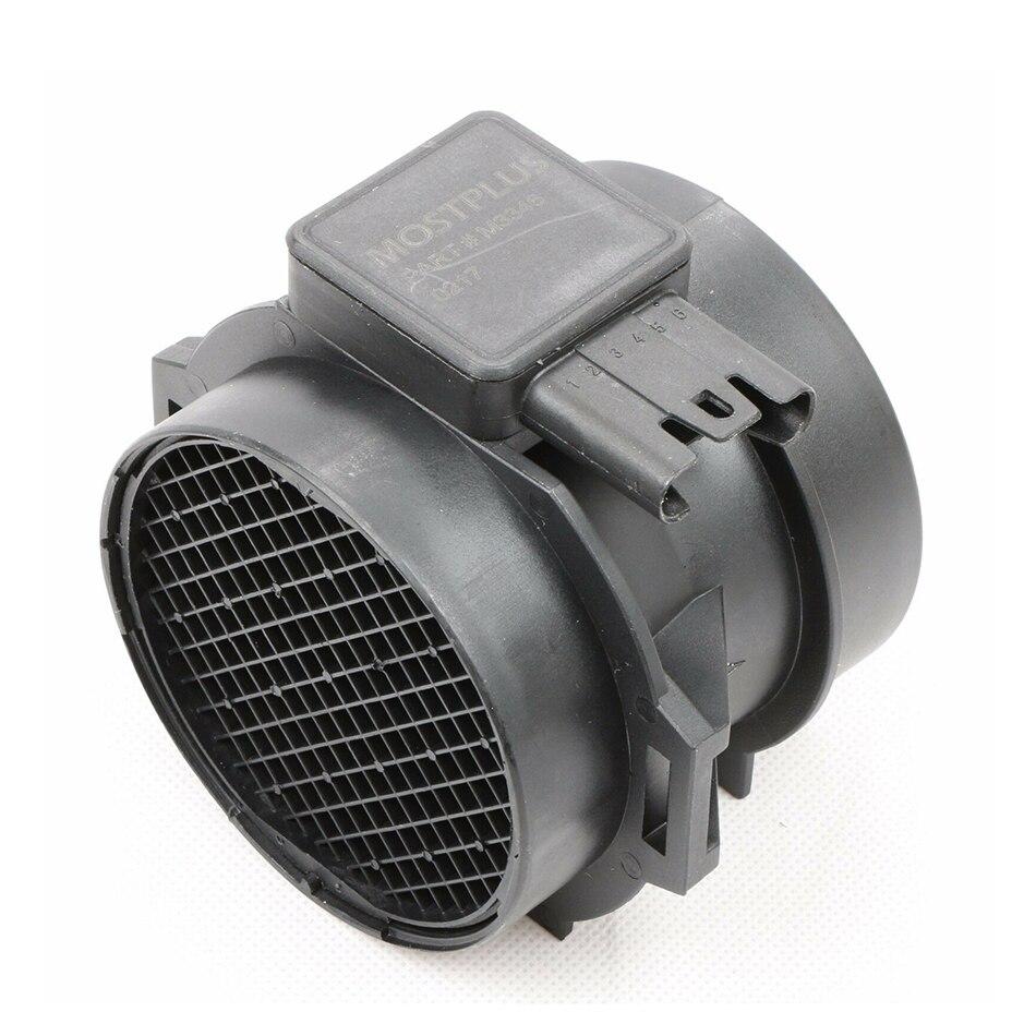 Capteur de débit d'air massique MOSTPLUS pour BMW 325Ci 325X3 Z4 5WK96471 M54B25 moteur 13627513957 prise d'air pour capot crg