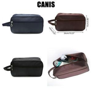 Image 3 - US Men Women Travel Portable Toiletry Bag Wash Shower Cosmetic Makeup Organizer
