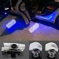 2 PCS LED Porta Do Carro Luz Laser Projetor Logo Santo Sombra Luz para LEXUS IS300 IS350 ES250 ES300 GX400 RX270 RX350 LS470 Series