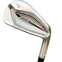 Cooyute Golf clubs JPX 919 Golf irons 4 9PG Golf Forged Clubs Steel Shaft R or S Flex irons Golf Shaft Free shipping