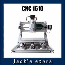 CNC 1610,3 ejes de mini diy máquina de grabado del cnc, Fresado de PCB máquina de grabado, máquina de Talla De Madera del cnc, cnc router, cnc1610, GRBL control