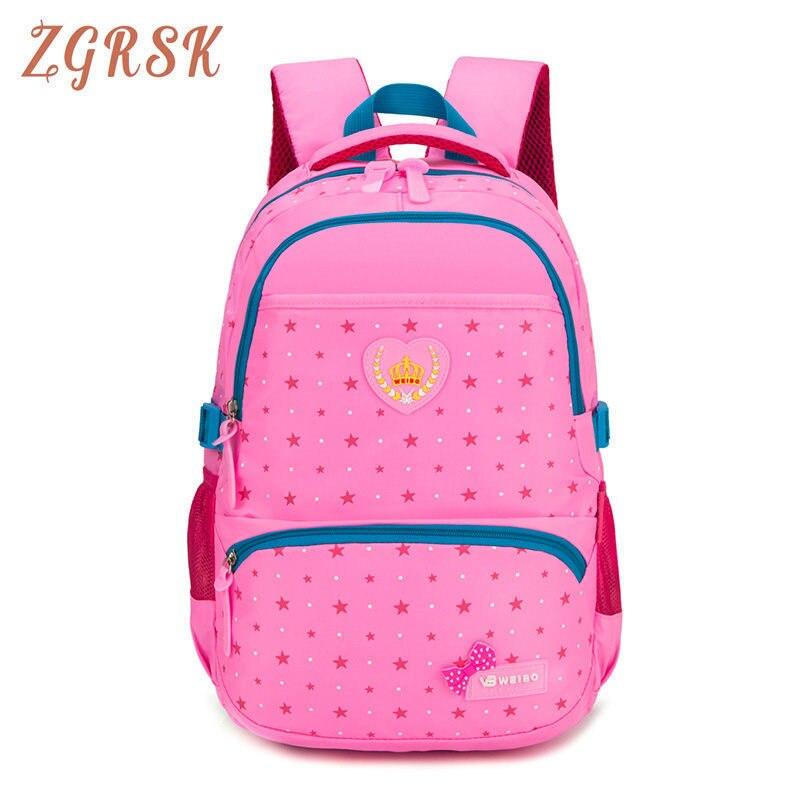 Kids Nylon School Backpacks Bags Children Backpack For Girls And Boys Travel Back Pack Schoolbags Bookbag Baby Book Bags