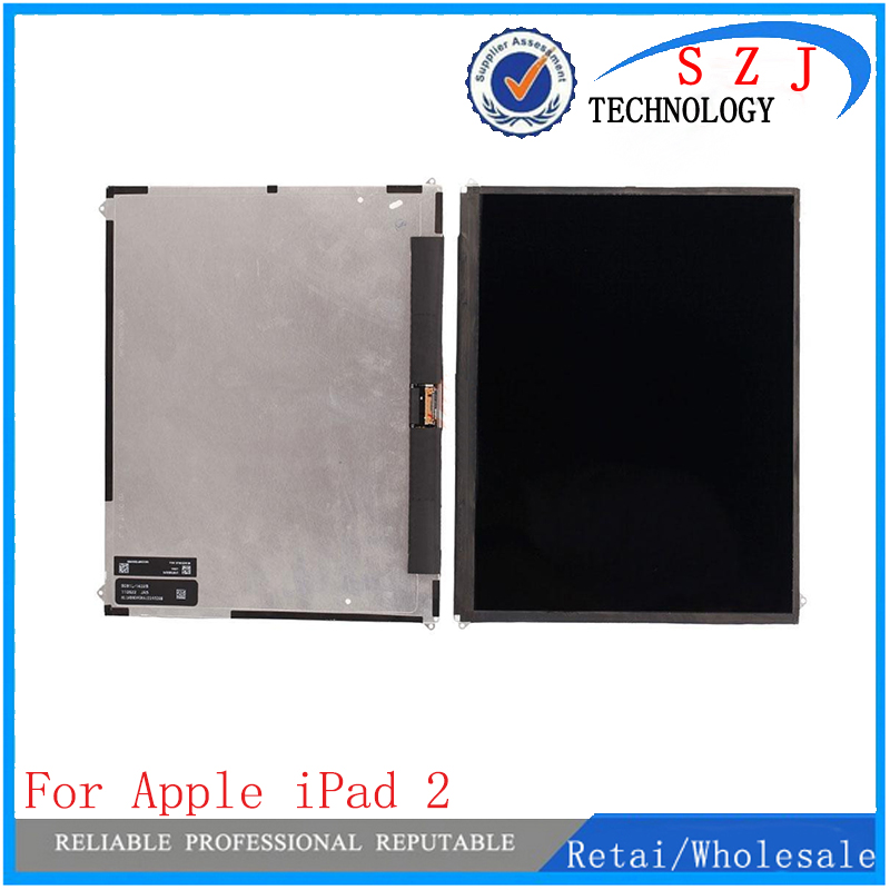New For Apple IPad 2 IPad2 2nd A1395 A1397 A1396 Tablet LCD Display Screen Replacement Free Shipping