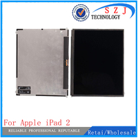 New For Apple IPad 2 IPad2 2nd A1395 A1397 A1396 Tablet LCD Display Screen Replacement Free