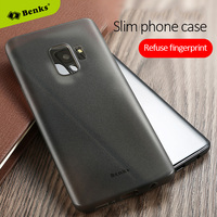 Benks Micro Matte PP Inclusive Protective For Samsung S9 S9 Plus Mobile Phone Ultra Thin Case