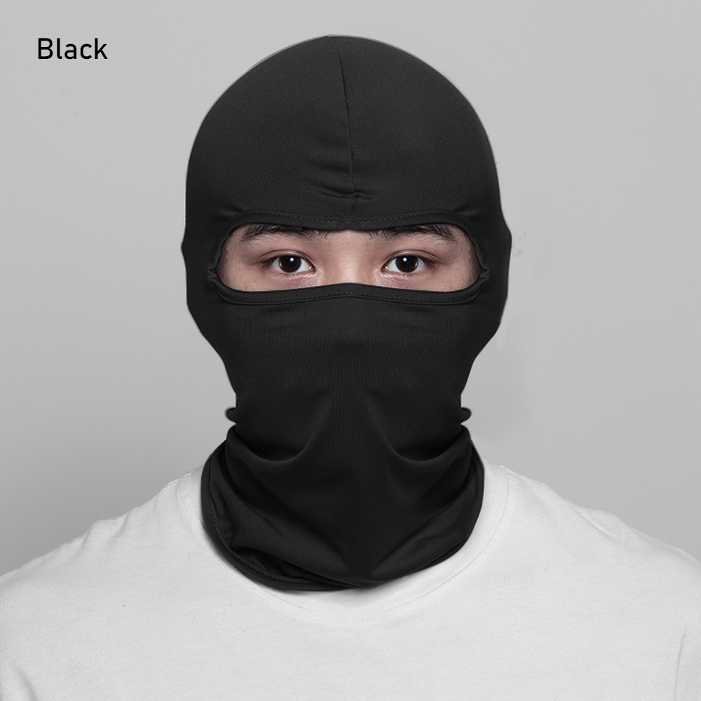 Wind-Resistant Face Mask/& Neck Gaiter,Balaclava Ski Masks,Breathable Tactical Hood,Windproof Face Warmer for Running,Motorcycling,Hiking-Campers