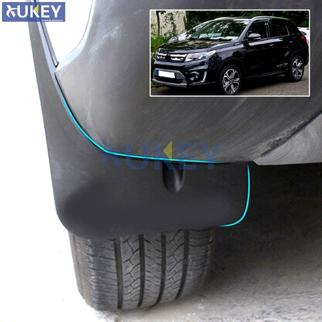 2018 suzuki automobiles. beautiful automobiles mudflaps splash guards mud flap car flaps for 2016 2017 2018 suzuki  vitara  edcudo with suzuki automobiles