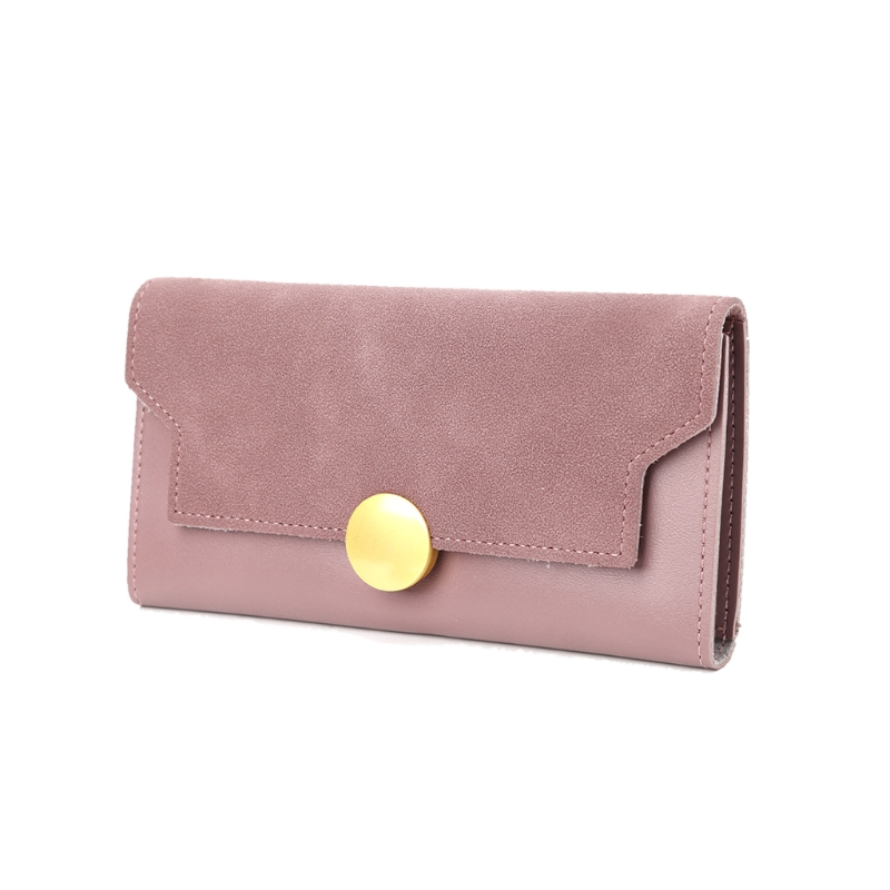 THINKTHENDO Women Lady Leather Wallet Long Credit Card Holder Case Purse Handbag Clutch Envelope Handbags New Brand Fashion leather slim credit card holder id card case holder useful purse with neck strap