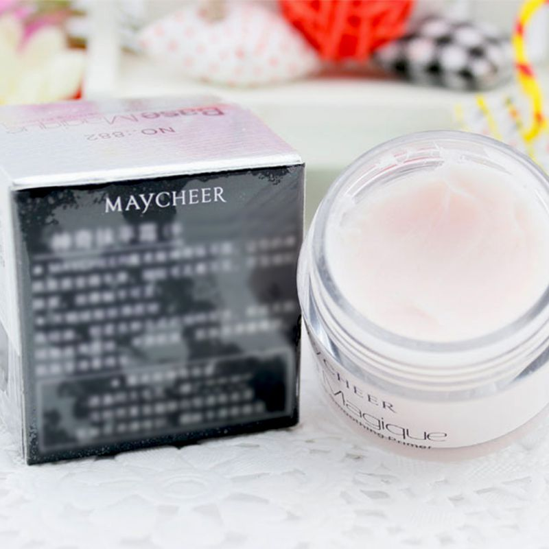 Face Concealer Makeup Primer Invisible Pore Wrinkle Cover Pores Concealer Foundation Base Maquiagem Make UpL3