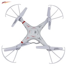RC Drone 4CH 2.4Ghz 6-Axis Gyro Quadcopter UAV RTF Aircraft Headless Mode with 720P HD Camera -Equiped