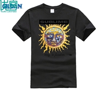 New Sublime 40 Oz. To Freedom Rock Band White men t shirt