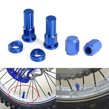 Motocross Rim Lock Nut & Washer Kit For Husqvarna