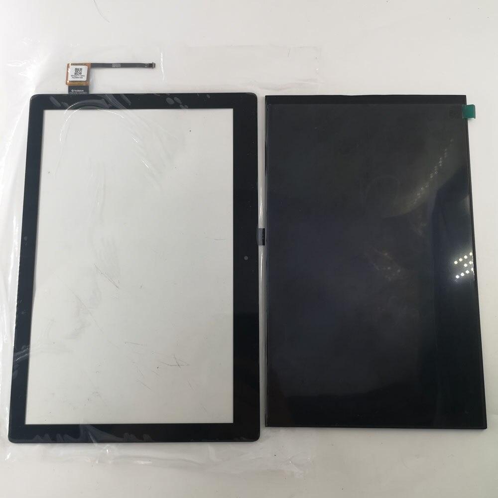 Display lcd matriz de toque digitador da tela vidro sensor para lenovo tab e10 e 10 TB-X104 TB-X104F TB-X104L tb x104 x104l x104f