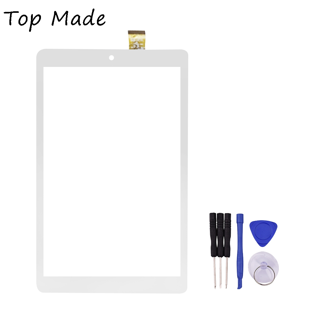8 Inch for Teclast X80 Pro Dual Boot Tablet Touch Screen Touch Panel Digitizer Glass Sensor Replacement tablet touch flex cable for microsoft surface pro 4 touch screen digitizer flex cable replacement repair fix part