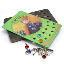 card games DIXIT children board games, table  fun family playing cards English Russian rules 12 players