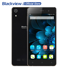 Blackview MTK6753 Omega Pro Мобильный Телефон 5 Дюймов HD IPS Octa Ядро Android 5.1 3 Г RAM 16 Г ROM 13MP Cam 4 Г LTE Full Metal кадр