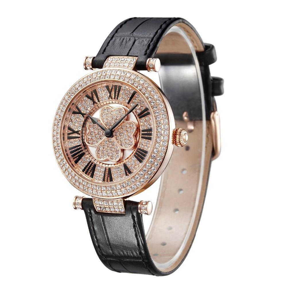 Nowości Austriacki zegarek kwarcowy Crystal BP Luksusowy zegarek - Zegarki damskie - Zdjęcie 2