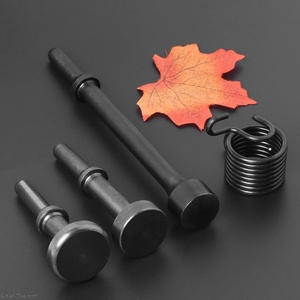 Image 3 - 3PCS Smoothing Pneumatic Air Hammer BitS Long Bit Tool &1* Spring Tire Repair