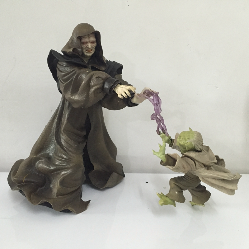 pvc-figure-nostalgic-version-font-b-starwar-b-font-emperor-palpatine-battle-of-yoda-masters-theatrical-edition